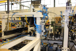 Automated Conveyor Assembly Line