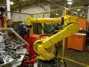 Fanuc Robot Dial Integration