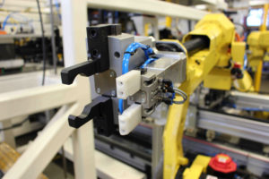 Robot - End of Arm Tooling (EOA)