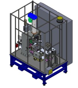 Millitary Compactor - Turnkey System